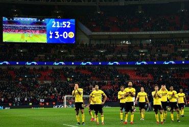 Фантастический крах фаворита немецкого сезона