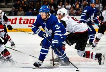 Битва фаворитов НХЛ на берегах Онтарио