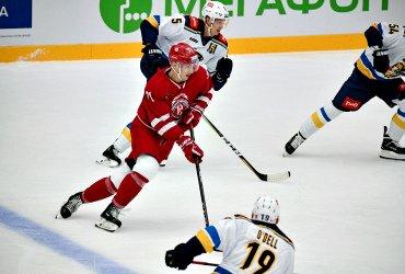Завершение регулярного сезона КХЛ
