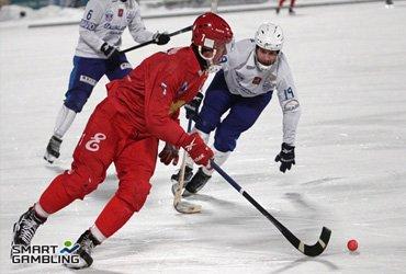Хоккей с мячом – особенности беттинга